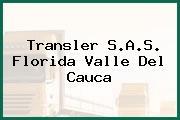 Transler S.A.S. Florida Valle Del Cauca
