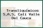 Transliquímicos S.A.S. Cali Valle Del Cauca