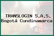 TRANSLOGIN S.A.S. Bogotá Cundinamarca