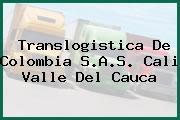 Translogistica De Colombia S.A.S. Cali Valle Del Cauca