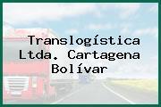 Translogística Ltda. Cartagena Bolívar