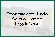 Transmecor Ltda. Santa Marta Magdalena