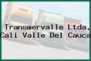 Transmervalle Ltda. Cali Valle Del Cauca