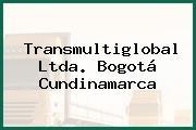 TRANSMULTIGLOBAL LTDA. Bogotá Cundinamarca