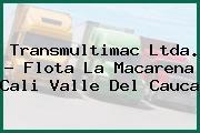 Transmultimac Ltda. - Flota La Macarena Cali Valle Del Cauca