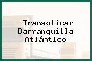 Transolicar Barranquilla Atlántico