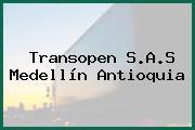 Transopen S.A.S Medellín Antioquia