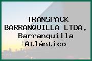 TRANSPACK BARRANQUILLA LTDA. Barranquilla Atlántico