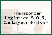 Transporcar Logística S.A.S. Cartagena Bolívar