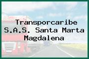 Transporcaribe S.A.S. Santa Marta Magdalena