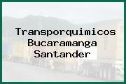 Transporquimicos Bucaramanga Santander