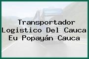 Transportador Logistico Del Cauca Eu Popayán Cauca