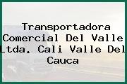 Transportadora Comercial Del Valle Ltda. Cali Valle Del Cauca