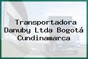 Transportadora Danuby Ltda Bogotá Cundinamarca