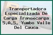 Transportadora Especializada De Carga Transecarga S.A.S. Yumbo Valle Del Cauca