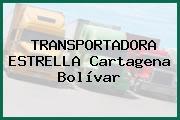 TRANSPORTADORA ESTRELLA Cartagena Bolívar
