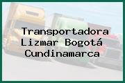 Transportadora Lizmar Bogotá Cundinamarca