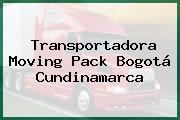 Transportadora Moving Pack Bogotá Cundinamarca
