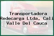 Transportadora Redecarga Ltda. Cali Valle Del Cauca