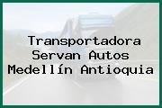 Transportadora Servan Autos Medellín Antioquia