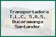 Transportadora T.L.C. S.A.S. Bucaramanga Santander
