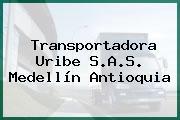 Transportadora Uribe S.A.S. Medellín Antioquia