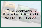 Transportadora Viatela S.A. Cali Valle Del Cauca