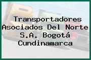 Transportadores Asociados Del Norte S.A. Bogotá Cundinamarca