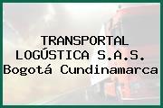 TRANSPORTAL LOGÚSTICA S.A.S. Bogotá Cundinamarca
