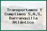 Transportamos Y Cumplimos S.A.S. Barranquilla Atlántico