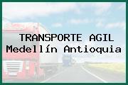 TRANSPORTE AGIL Medellín Antioquia