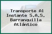 Transporte Al Instante S.A.S. Barranquilla Atlántico