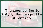 Transporte Boris S.A.S. Barranquilla Atlántico