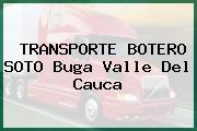 TRANSPORTE BOTERO SOTO Buga Valle Del Cauca