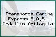 Teléfono y Dirección de Transporte Caribe Express S A S