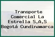 Transporte Comercial La Estrella S.A.S Bogotá Cundinamarca