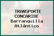 TRANSPORTE CONCARIBE Barranquilla Atlántico