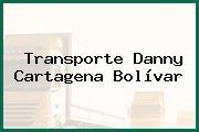 Transporte Danny Cartagena Bolívar