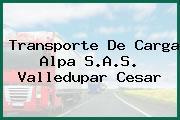 Transporte De Carga Alpa S.A.S. Valledupar Cesar