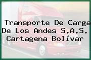 Transporte De Carga De Los Andes S.A.S. Cartagena Bolívar