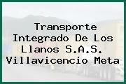 Transporte Integrado De Los Llanos S.A.S. Villavicencio Meta