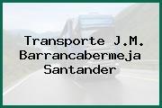 Transporte J.M. Barrancabermeja Santander