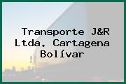 Transporte J&R Ltda. Cartagena Bolívar