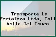 Transporte La Fortaleza Ltda. Cali Valle Del Cauca