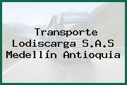 Transporte Lodiscarga S.A.S Medellín Antioquia