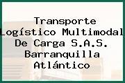 Transporte Logístico Multimodal De Carga S.A.S. Barranquilla Atlántico