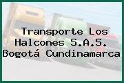 Transporte Los Halcones S.A.S. Bogotá Cundinamarca