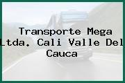 Transporte Mega Ltda. Cali Valle Del Cauca