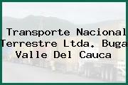 Transporte Nacional Terrestre Ltda. Buga Valle Del Cauca