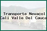 Transporte Nevacol Cali Valle Del Cauca